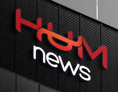 HUM News — Brand & Identity