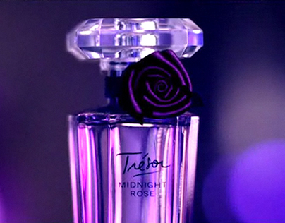 Lancome/ Midnight Rose/ Responsive Design