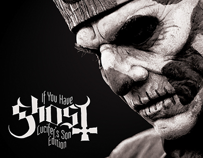 Projeto Editorial || If You Have Ghost