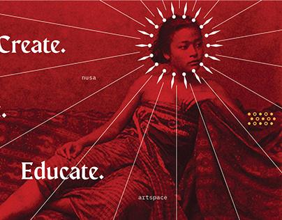 Nusantara Stylescape | Indonesian | Nusakara Artspace