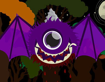 One Eyed, One Horned, Flying Purple People Eater