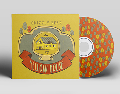 Grizzly Bear Album Art