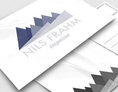 Nils Frahm Postcard Design
