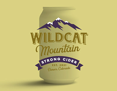 Wildcat Mountain Strong Cider