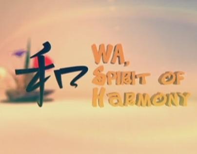 Wa, Spirtit of Harmony