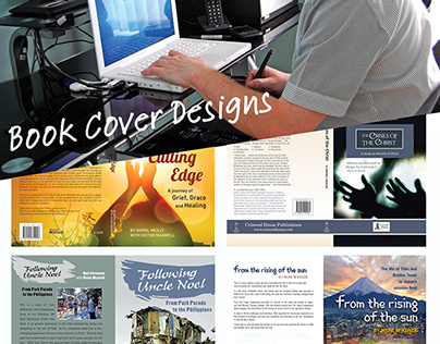 More book covers I have designed