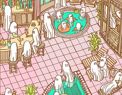 Ghost Resort