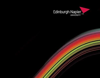 Edinburgh Napier University Postgraduate Prospectus