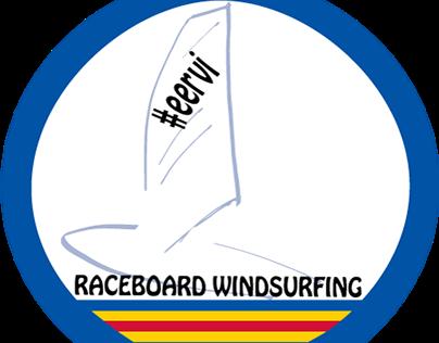 Eervi Raceboard Windsurfing