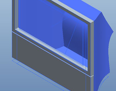 Top Down Design - Injection Molded Plastic & Sht Metal