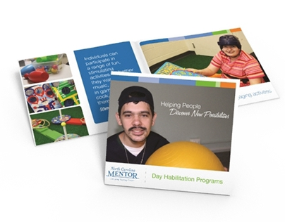 Mentor Photo Book - Day Programs