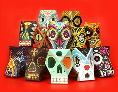 I Need your Skull - Proyecto Ensamble