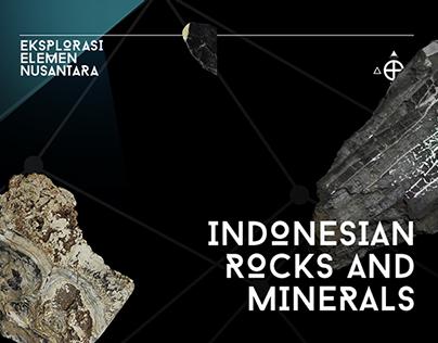 Eksplorasi Elemen Nusantara Book Information Design