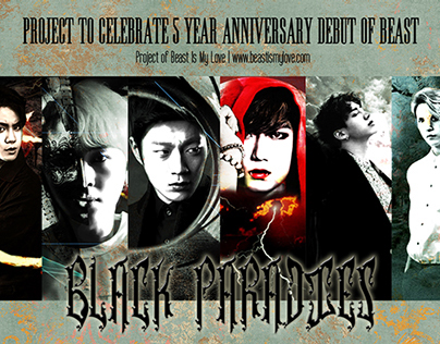 BLACK PARADISE - B2uty's Halloween Party