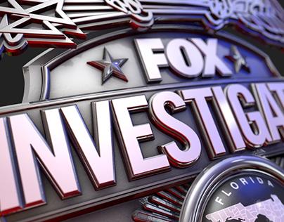 Fox Investigates Badge