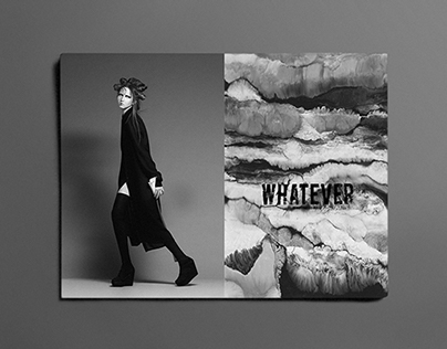 Whatever ORIGAMI SS'14 postcard