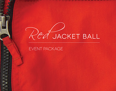 Red Jacket Ball Event Package