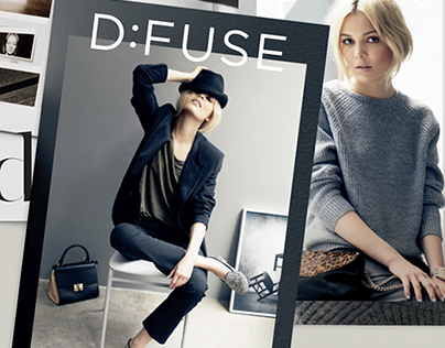 D:FUSE Scandinavia - Editorial