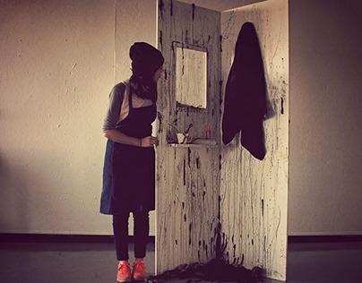 The Moldy Bathroom Walls, 2014