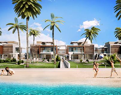 Pervolia Beach Villas