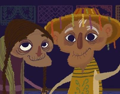 La Reunión, an animated short