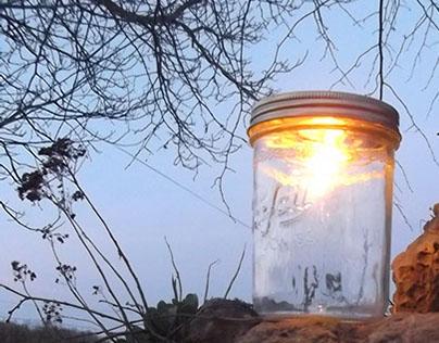 Design d'objet: La lumière, Le Bocal