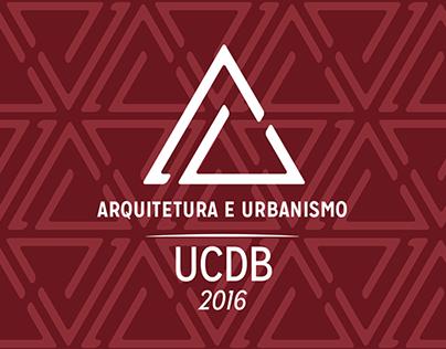 Logo - Arquitetura e Urbanismo - UCDB