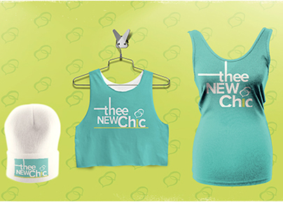 Thee New Chic Merchandise