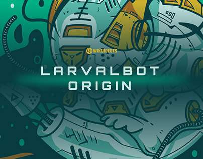 Larvalbot Origin