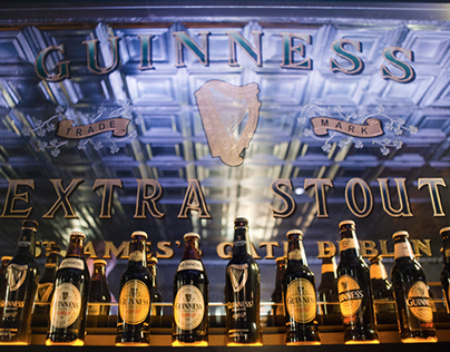 Guinness - Arthur's Day 2013 - Photography Comission