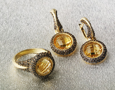 Sa&Ga jewelry campaign