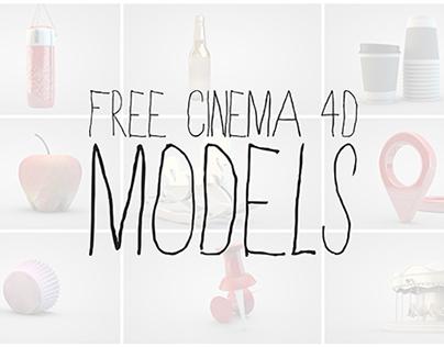 CINEMA 4D | FREE MODELS