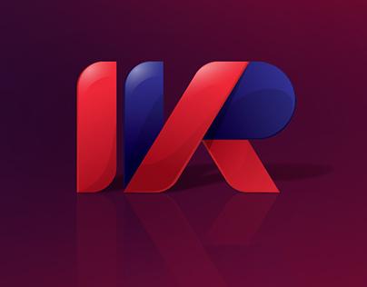 IVR Logo Design