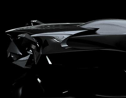 Batmobile research