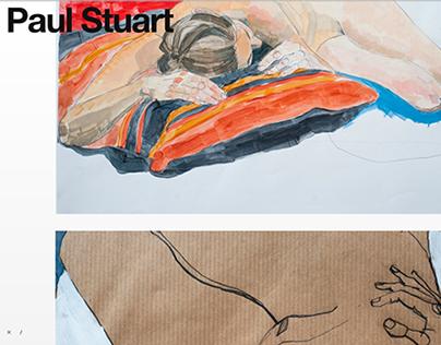 Paul Stuart Artist (Portfolio) - Photography Comission