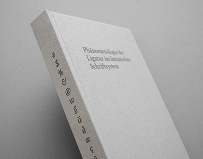 typographic ligatures