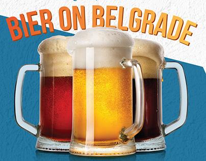 Bier on Belgrade