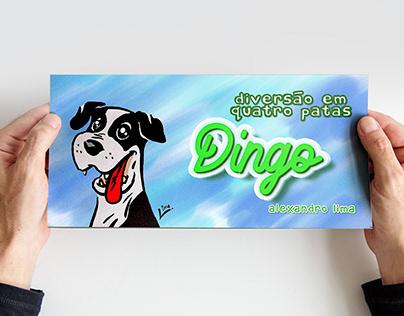 Livro de tiras - Dingo