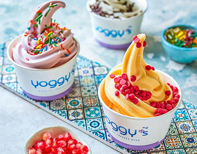 Yoggy's - Food Commercial Photography
