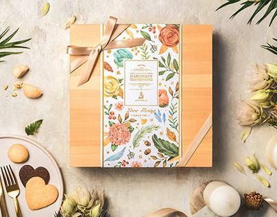 Floral Banquet|Wedding Gift