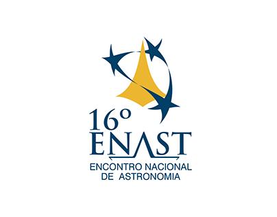 16º ENAST - Encontro Nacional de Astronomia