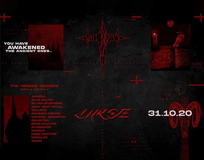 THE HIDDEN RECORDS | Curse.