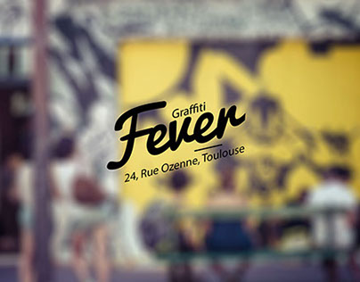 Graffiti Fever I Photography