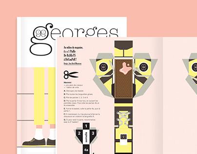 Georges magazine #1