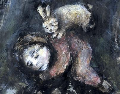 Lost rabbit dream