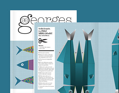 Georges magazine # 3