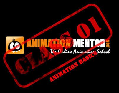 Animation Journal - Class 01 - Animation Basics