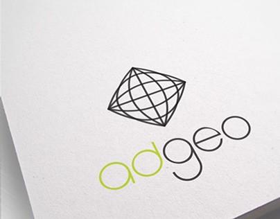 Logo design for AdGeo