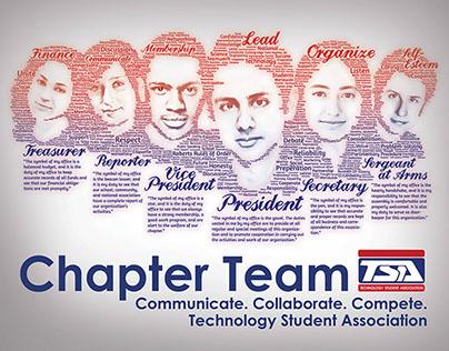 Technology Student Association Flyers