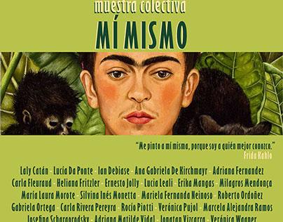 """Muestra Colectiva """"Mí Mismo"""""""
